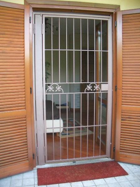 Inferriate carpenteria setten - Inferriate porta finestra ...